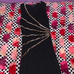 Black Cocktail Dress by Connected